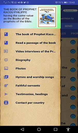 Prophet Kacou Philippe (Official) android2mod screenshots 2