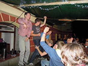 Photo: večírek se nám rozjíždí