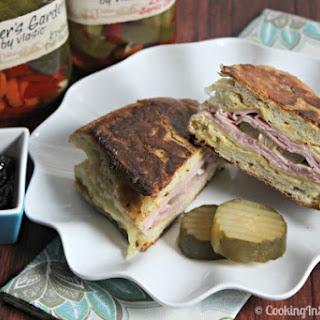 Cuban Monte Cristo Sandwich