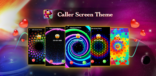 Caller Screen Theme - Colorful Incoming Call for PC