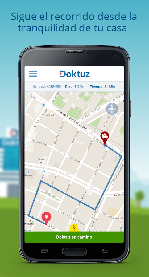 Doktuz- screenshot