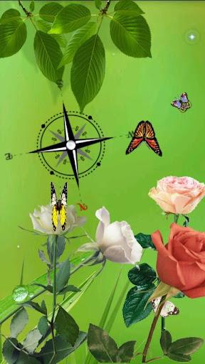 Spring Green HD Live Wallpaper