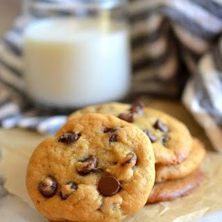 Healthier Greek Yogurt Chocolate Chip Cookies Recipe