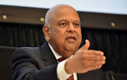 Pravin Gordhan. File photo.