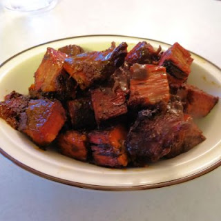 Creole Burnt Ends.