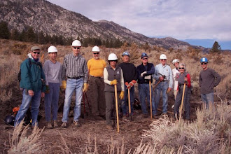 Photo: Valley View Loop Construction
