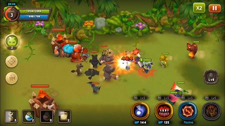 Plants War 2 1.0.6 screenshot 498473