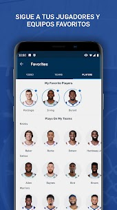NBA App 4