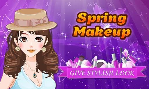 Spring Makeup for Girls