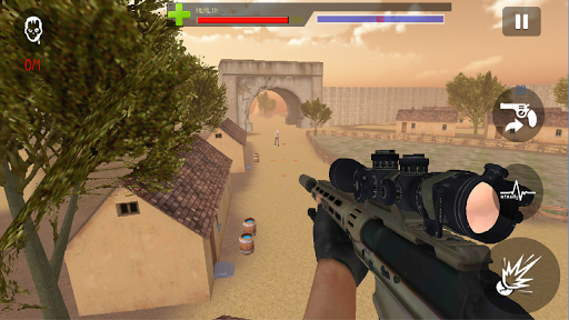 Zombie Sniper Shooter King: New FPS Shooting Games cheat screenshots 1