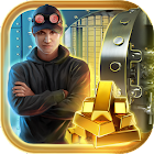 Hidden Objects - Bank Robbery icon