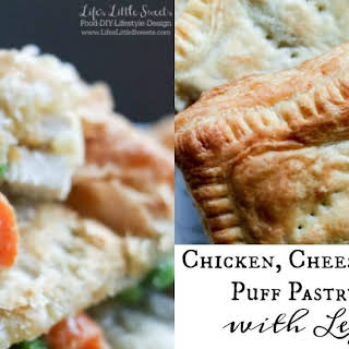 Chicken Cheese Puff Pastry Recipes.