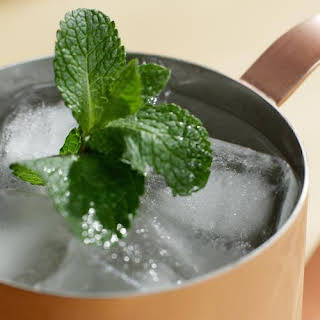 Gin Mule Cocktail.