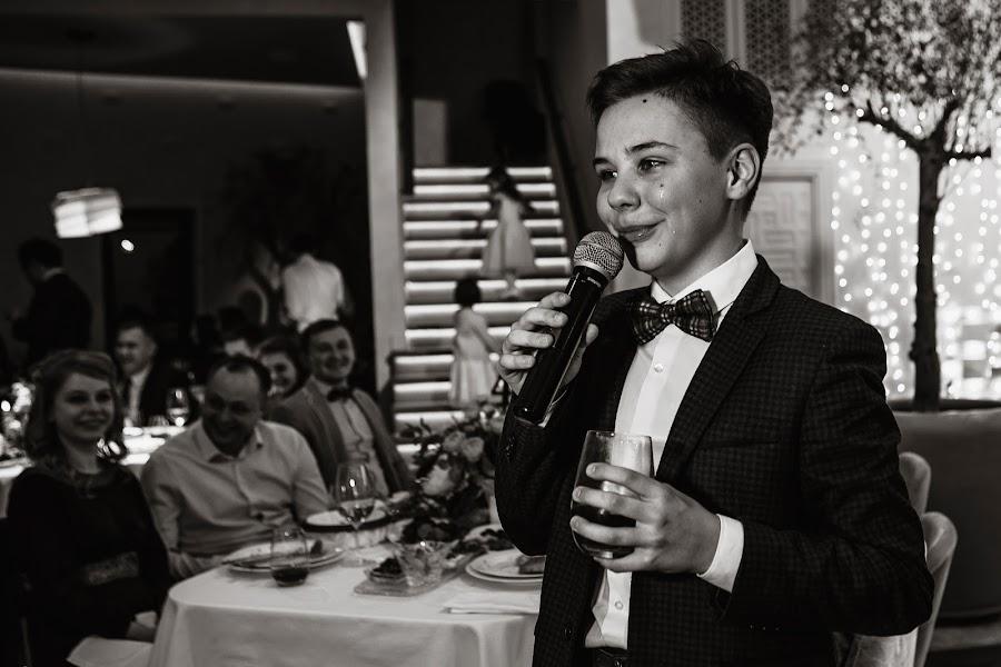 Wedding photographer Alina Postoronka (alinapostoronka). Photo of 08.01.2019