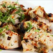 Chicken Malai Tikka (7 Pieces)