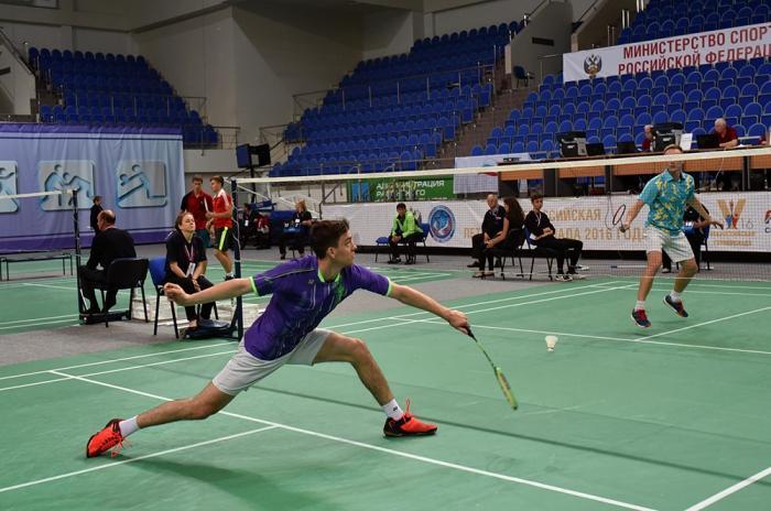 Молдова впервые примет матчи чемпионата Европы по бадминтону - Новости -  Спортивный калейдоскоп - на Молдова.sports.md