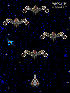 [Download Space Assault: Space shooter for PC] Screenshot 8