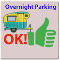 OverNight Parking Finder icon