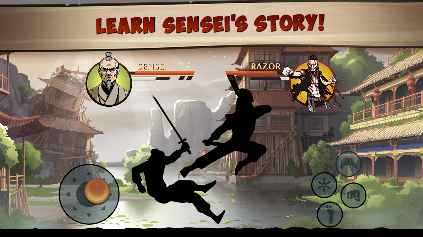 shadow fight 2 patched version