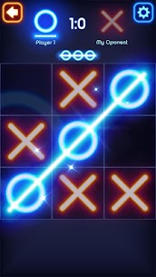 Tic Tac Toe Glow App Latest Version Download For Android and iPhone 7
