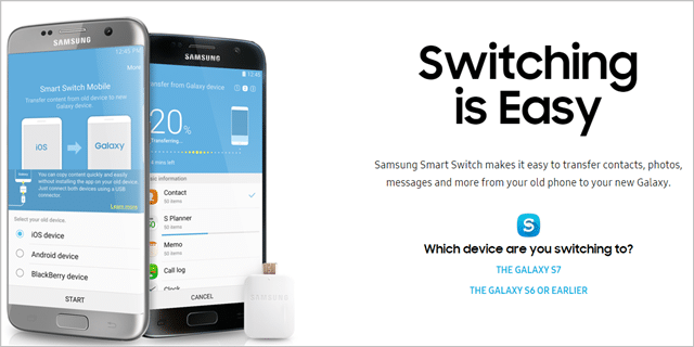 3af75cc9a93324 ... Samsung smart-switch mobile app. this easy, fast and slick tool can get  all of your contacts, settings, photos and additional stuff onto your new  ...