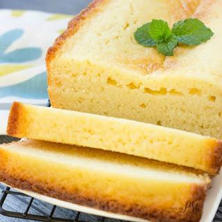 Classic Ricotta Pound Cake Recipe