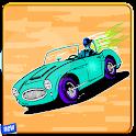 Car Hunt: Finger Drift, Thumb Drift, Drifty Chase icon