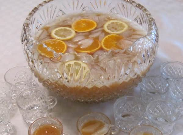 Iced Tea Punch Recipe