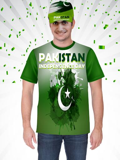 Pakistan Independence Dress Up