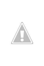 Photo: African elephant portrait of it's face, trunk and tusks. Front view and spread ears. Etosha National Park, Namibia