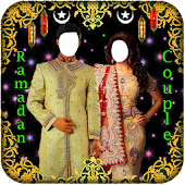Ramadan Couple Photo Suit Free