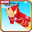 Iron Man Mod MC Pocket Edition icon