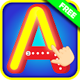 ABC Writing Letters Alphabets Kids Learning Games icon