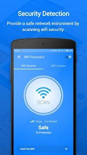 WiFi Password Screenshot