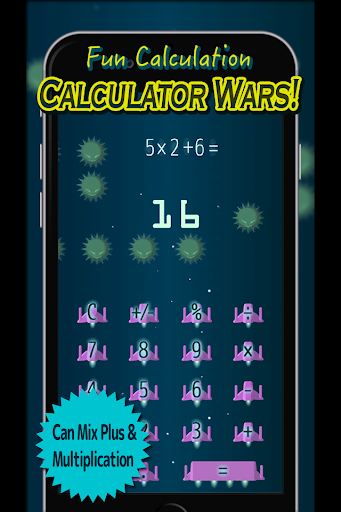 Calculator Wars