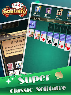 Download Solitaire - Card Games For PC Windows and Mac apk screenshot 8