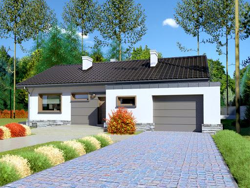projekt Dom przy Przyjemnej 10