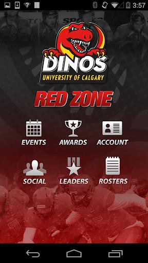 Dinos Red Zone