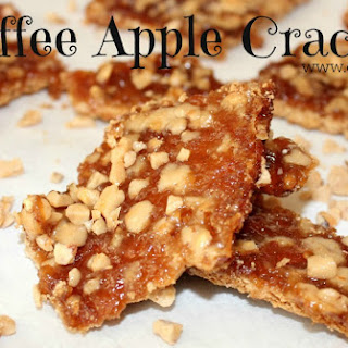 ~Toffee Apple Crackle!