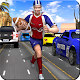 American Football Traffic Racer (game)