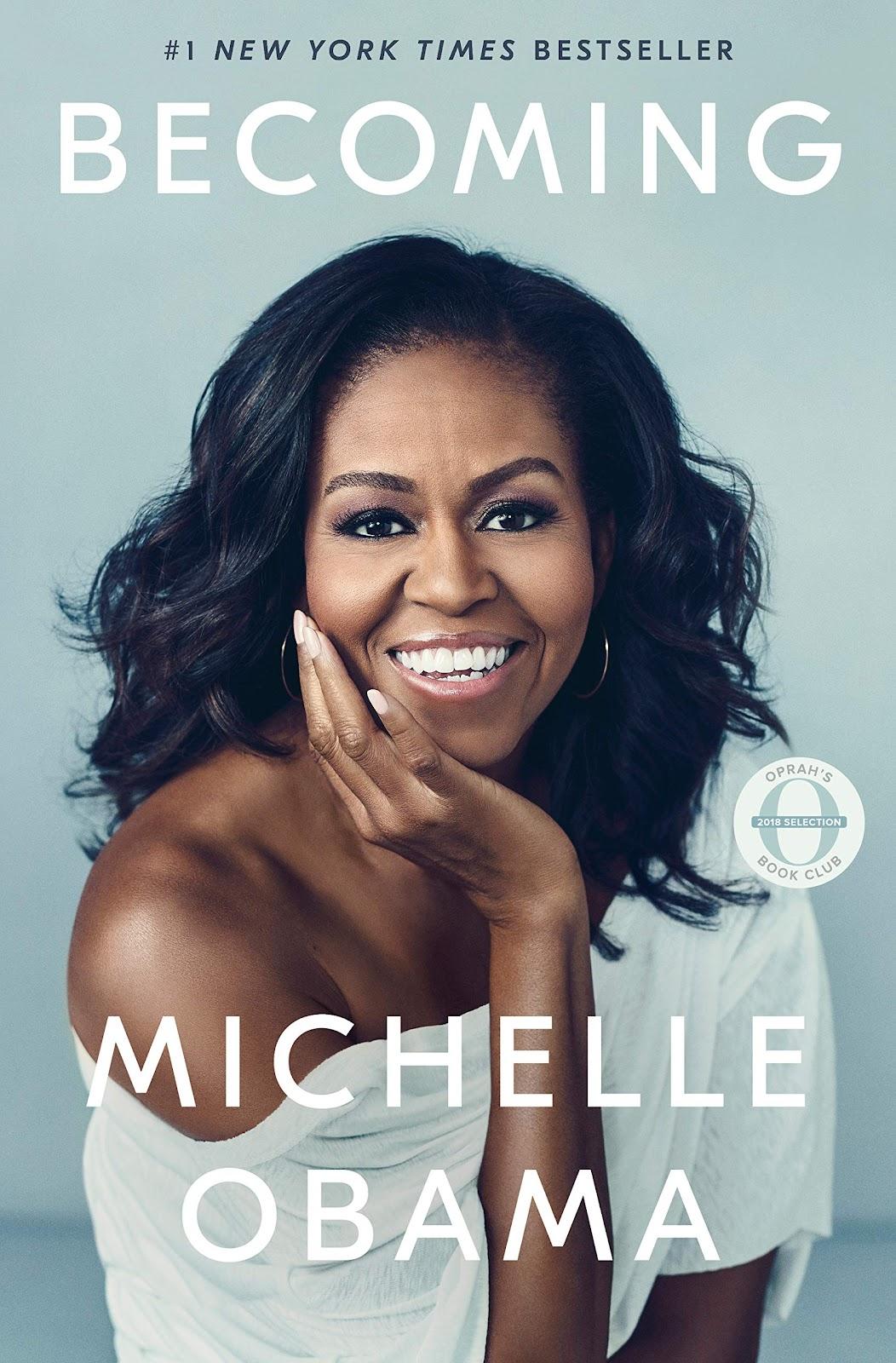 Becoming: Obama, Michelle: 9781524763138: Amazon.com: Books
