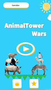 AnimalTower Wars- screenshot thumbnail