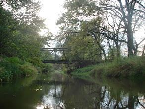 Photo: kawałek za tym mostem będzie meta