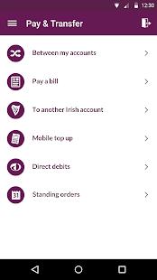 AIB Mobile- screenshot thumbnail