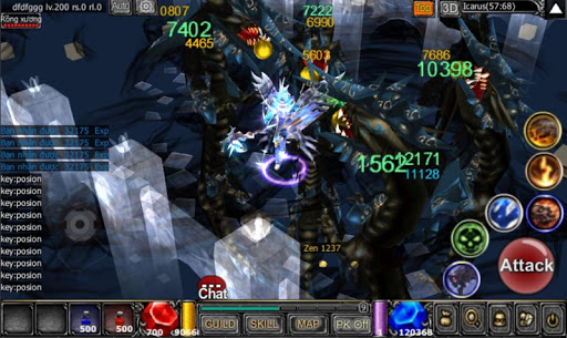 Legend of Kundun 68 screenshots 2