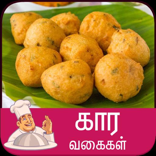 spicy recipes tamil APK