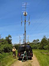 Photo: K8GP / Rover - FM09TF (looking N) - ARRL June VHF 2014