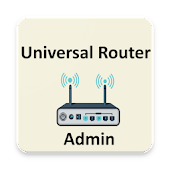 Universal Router Admin Setting