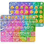 Flash Star Emoji Keyboard