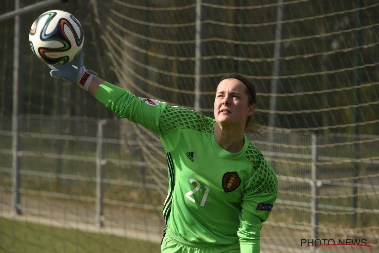 Une clean sheet pour Lemey, lourde défaite pour les Lilloises, mais un assist pour Jana Coryn